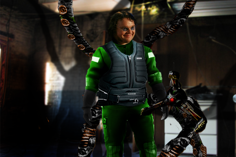 doc ock spider man 2 arms wwwimgkidcom the image kid