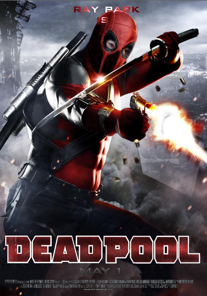 Deadpool Movie Poster 2014 Deadpool movie poster 2014