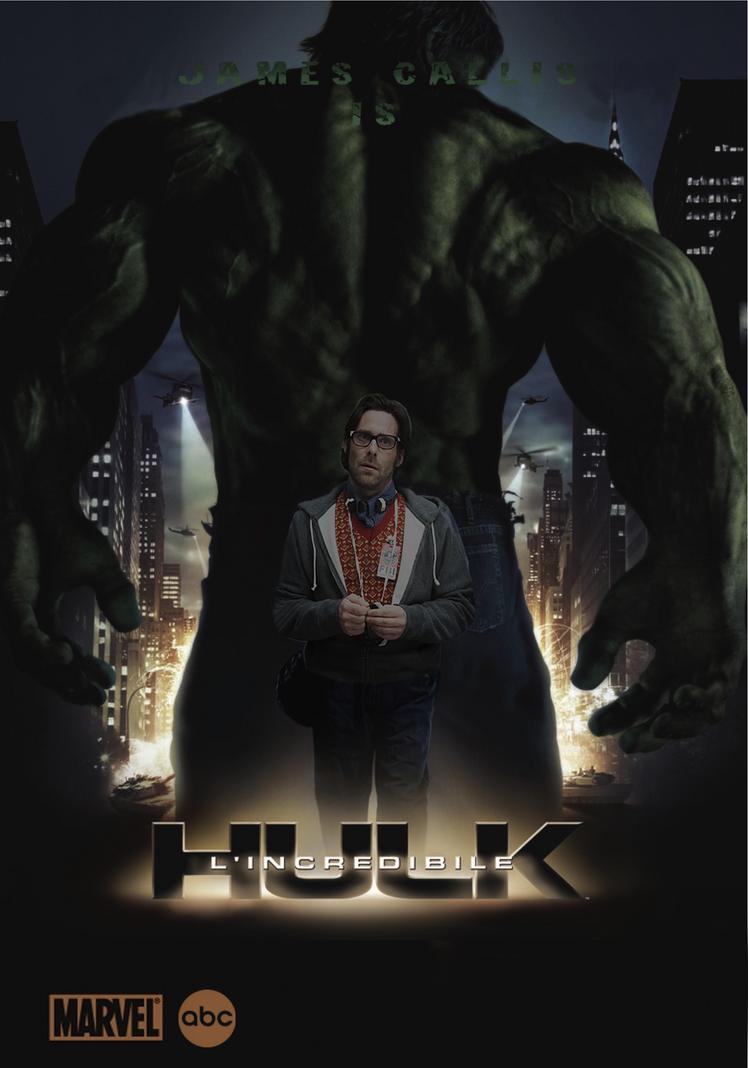 Hulk TV show poster by nimibro on DeviantArt