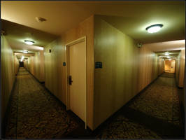 Corridor by kubica