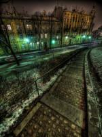 Bernardynska street by kubica