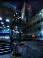 Hospital by kubica