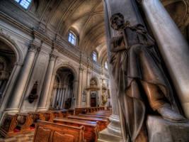 Church II by kubica