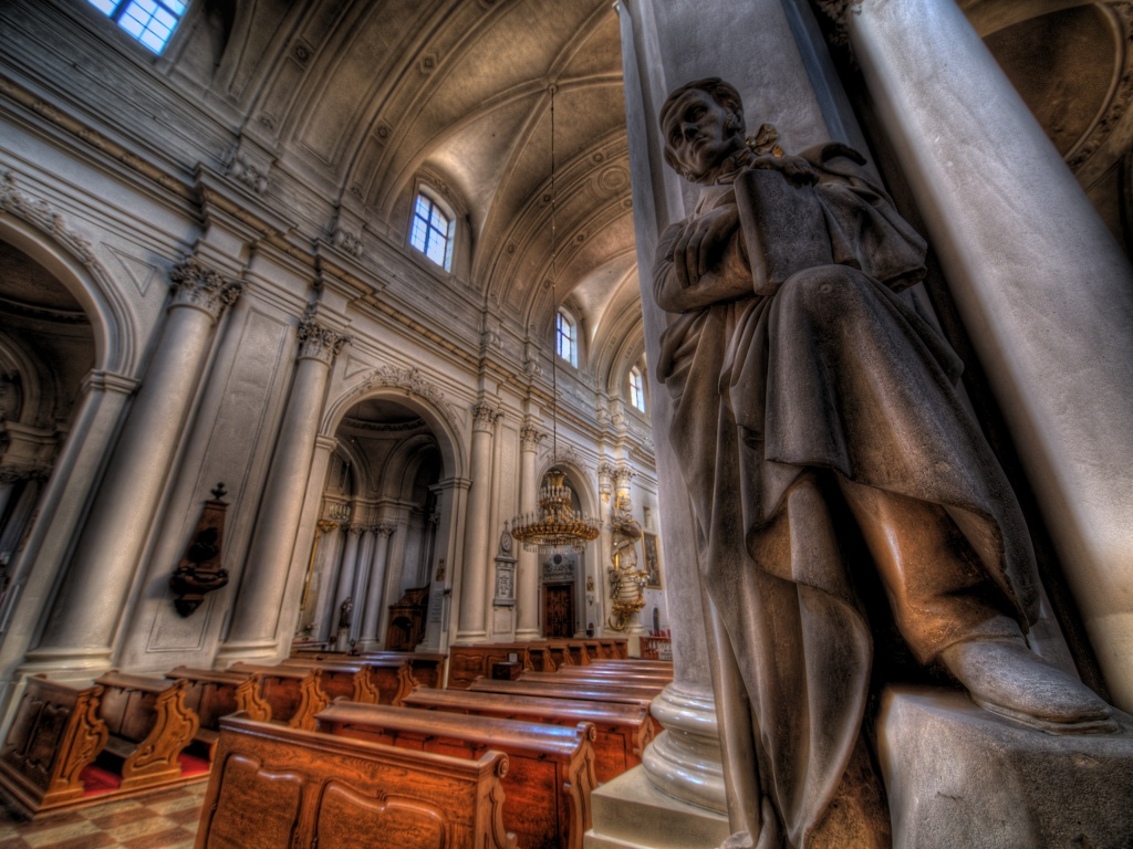 Church II by kubica