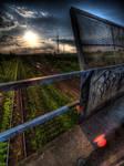 Train lines II