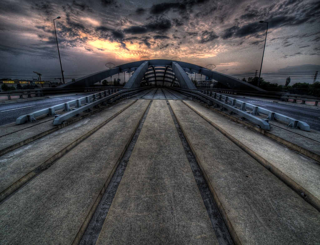 Kotlarski Bridge II by kubica