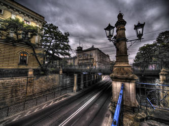 Lubicz Street by kubica