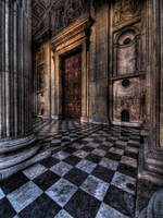 St Paul's Cathedral Londyn by kubica
