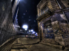 Katowa Street by kubica