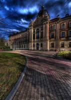 Cracow University of Economics by kubica