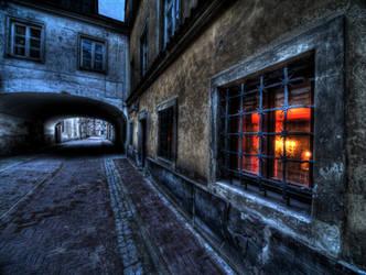 Kozia Street by kubica