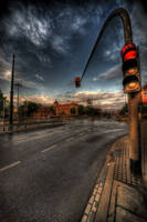 Red Lights by kubica