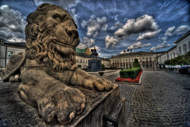 Presidential Palace by kubica