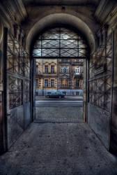 Gate II by kubica