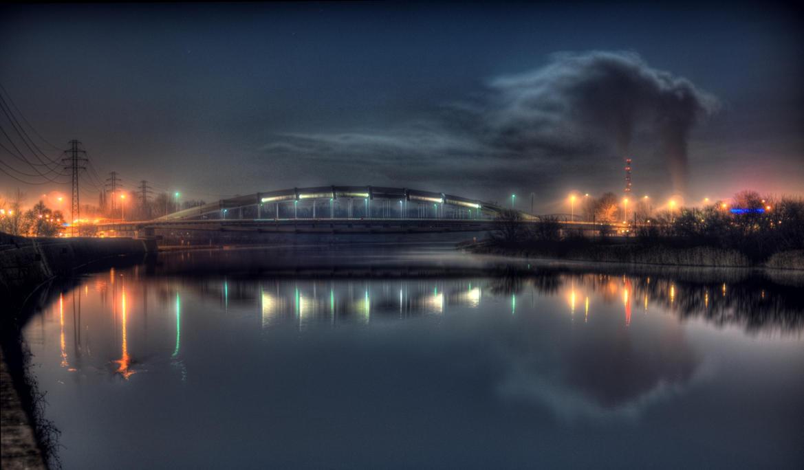 Kotlarski Bridge III by kubica