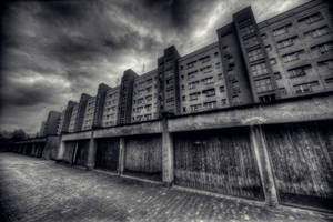 Block of flats by kubica
