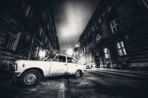 Car II by kubica