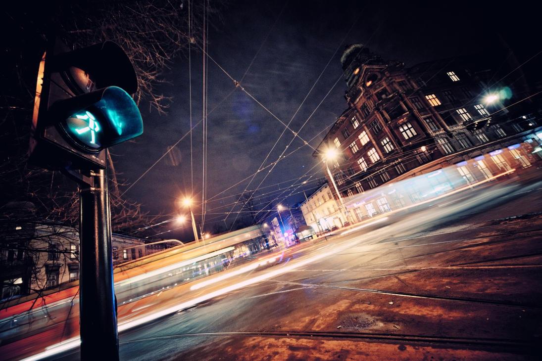 Dietla Street by kubica