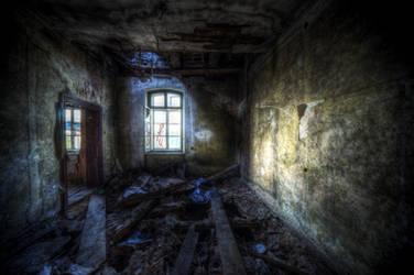 Abandoned VIII by kubica