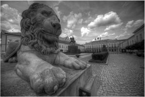 Presidential Palace, Warsaw 2009
