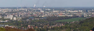 cracow panorama