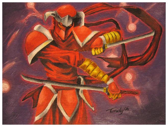 Ninja by SleeplessGamerChick