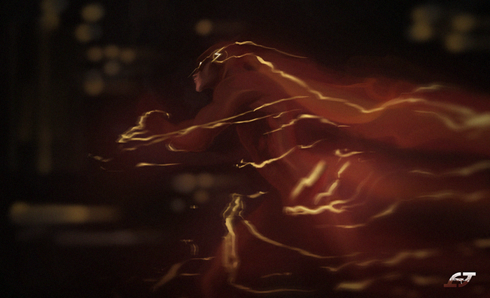 THE FLASH by stealthcache