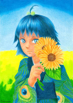 Sunflower Princess