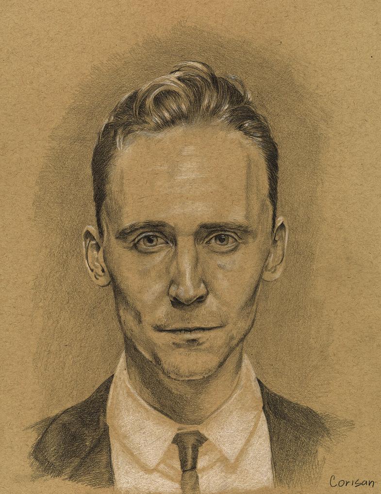 Tom Hiddleston by klice-chan