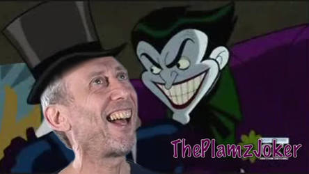 Michael And Joker (2014) by ThePlamzJoker