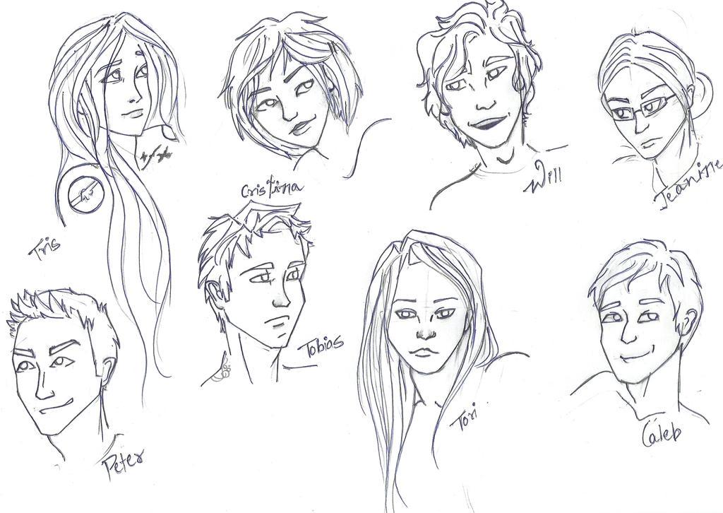 Divergent Character by wildlyeccentric on DeviantArt