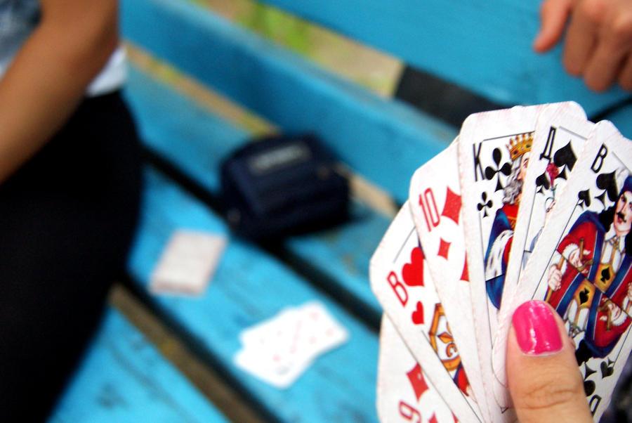 poker street