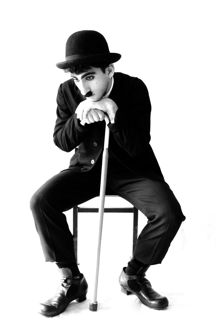 Charlie Chaplin 2 by BembyOne on DeviantArt