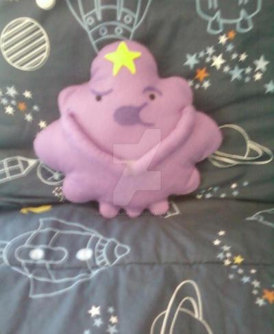 Lumpy Space Princess by Brutemusandfriends