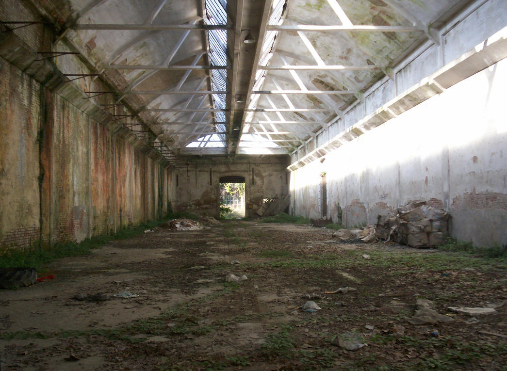 post industrial 1 by EveBlackwood