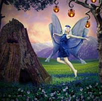 sunset dance by EveBlackwood