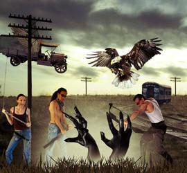 Eagle Squad by EveBlackwood
