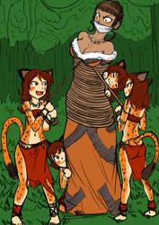 Catastrophic Catgirl Capture