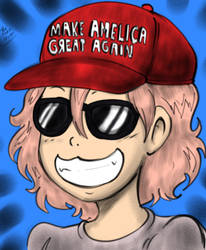 Make Amelica Great Again - Part 1 by Eio-Eio-Eio