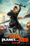 DONG of the Planet of the KONG
