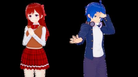 Star Twins: Akane and Aoba