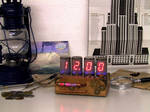 Plasmic clock by DoctorAlbert