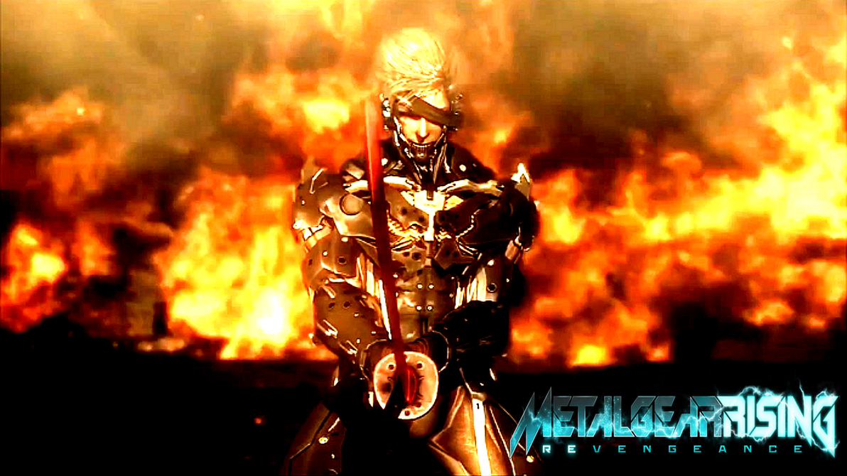 Metal gear rising wallpaper raiden w murasama by silent the metal gear rising wallpaper raiden w murasama by silent the hedgehog voltagebd Image collections