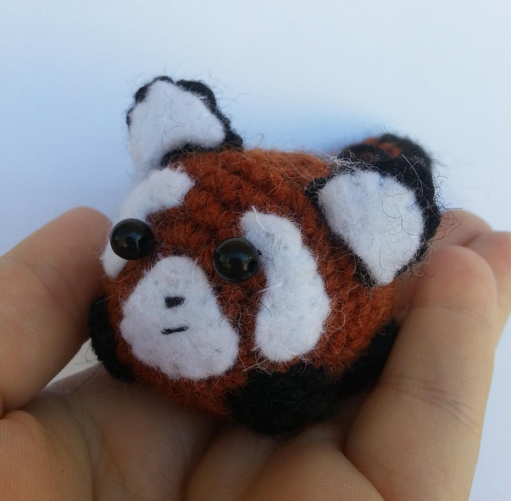 Red Panda Amigurumi by CMCarterArt on DeviantArt