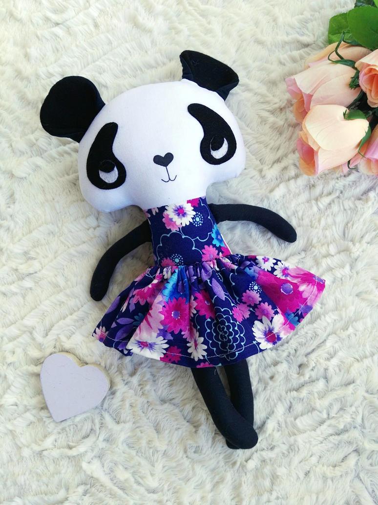 Panda 1 by LittleShopOfCutes