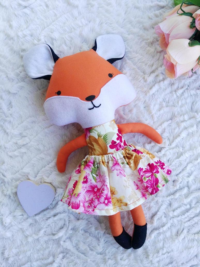 Fox 1 by LittleShopOfCutes