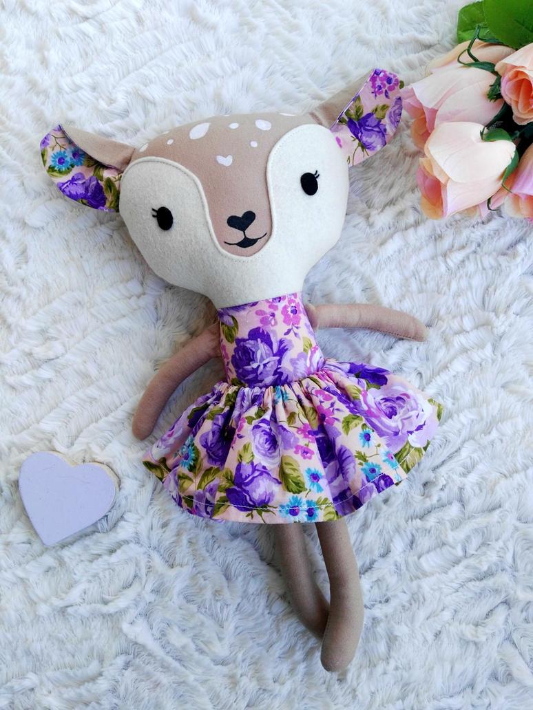 Deer 1 by LittleShopOfCutes