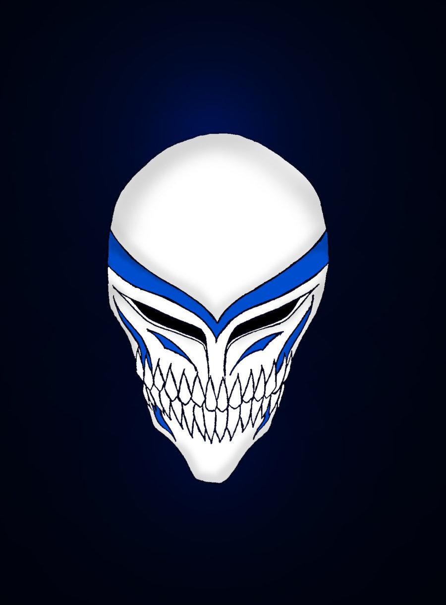 Kenshin Yuudai [Vizard] Vizard_Mask_by_dazedgumball_by_Club_Bleach