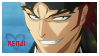 :heart: Renji Stamp by Club-Bleach