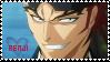 :heart: Renji Stamp by Club-Bleach
